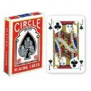 Jeu de Poker 54 cartes Circle Bridge En étui carton